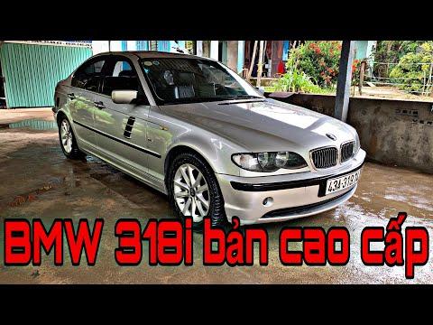 Bmw 318i 2005 bản cao cấp 2.0 turbo GIÁ 210tr LH - 0935146262 tại quảng nam