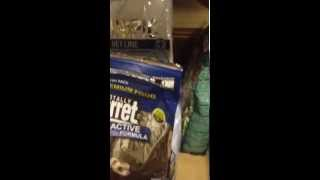 Корм для хорьков купить с доставкой онлайн в зоомагазине(На рынке зоотоваров наша компания держит пальму первенства с 2002 года, и покупатели рады сотрудничеству..., 2014-03-25T11:52:07.000Z)