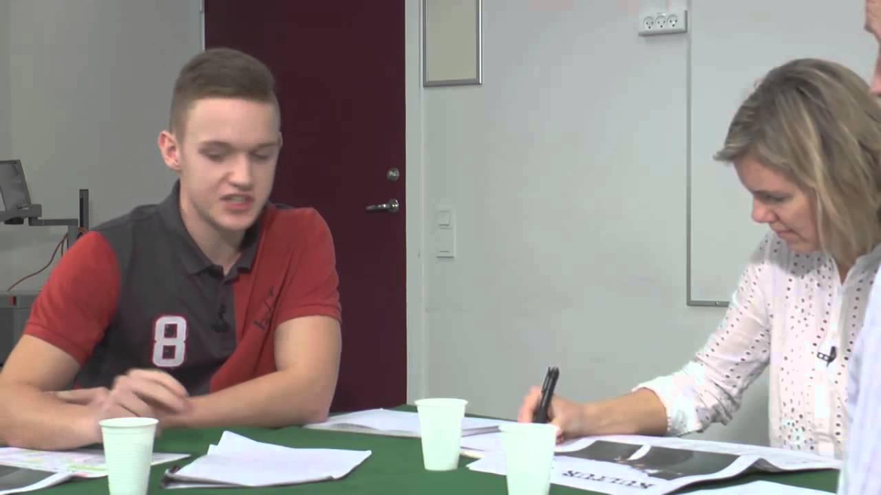 Mundtlig eksamen hhx dansk 2014