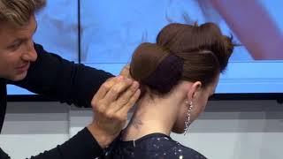 видео Свадебные прически на средние волосы, Москва