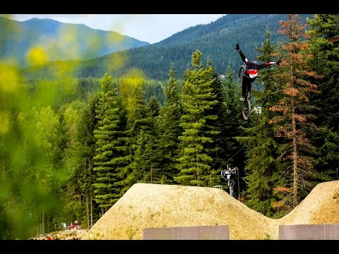 Brandon Semenuk's 1st place run – Red Bull Joyride 2014