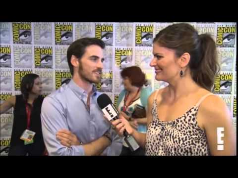 Colin O'Donoghue Funny Moments
