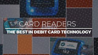 Very best in debit card technology – Embed