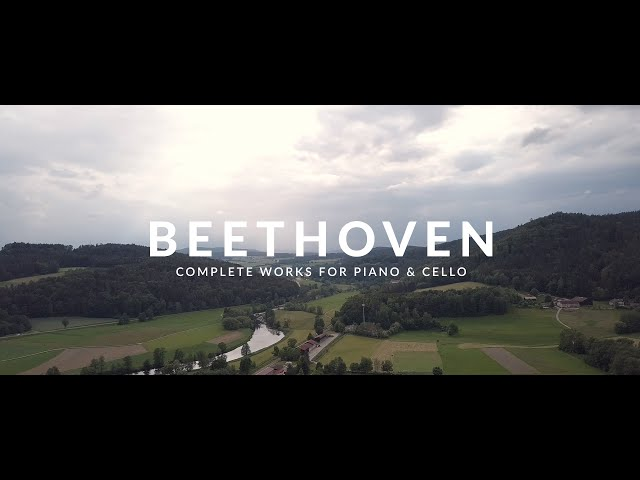 Margarita Höhenrieder | Julius Berger - Beethoven, Complete Works for Piano & Cello