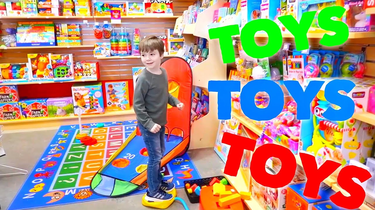 LEARNING EXPRESS TOYS FUN | Its Ayden's Playtime - YouTube