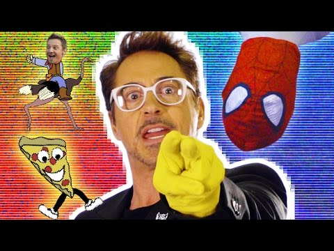 Robert Downey Jr. Plans Your Best Marvel Set Visit Ever // Omaze