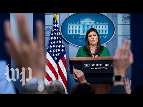 5 times Sanders deflected on Trump revoking security clearances