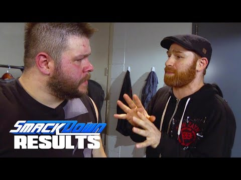 When Will Sami Turn On Kevin? WWE Smackdown Live Review & Results 2/20/18 Going in Raw Podcast