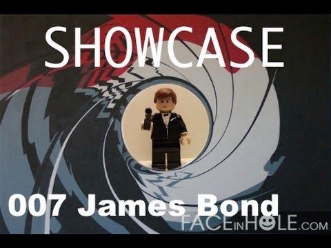 lego 007 skyfall daniel craig james bond minifigure. Black Bedroom Furniture Sets. Home Design Ideas