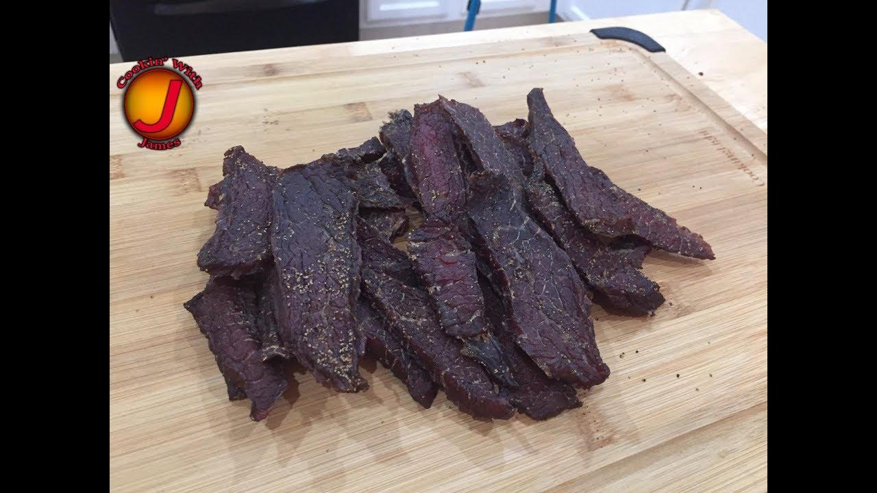 Diy Beef Jerky Power Air Fryer Oven Elite How To Beef Jerky Air Fryer Oven Elite Youtube