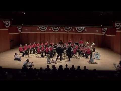 The Whistler and His Dog - UGA Golden Age Band