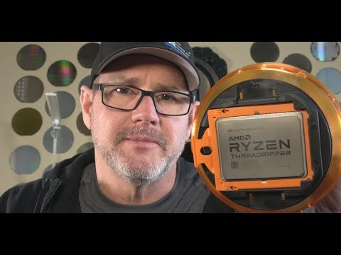 Have Your Threadripper Pay for Itself Mining Cryptocurrency