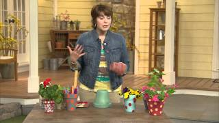 Do It Yourself: Outdoor Decorating Ideas With Qvc's Jill Bauer