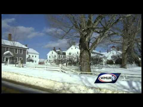 Back to NH: Canterbury Shaker Village, WMUR, Old Man of the Mountain