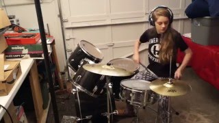 Ode To Sleep Drum Cover