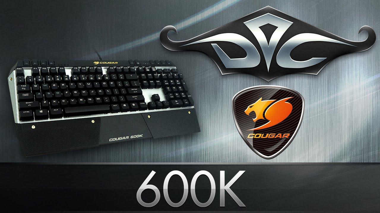[4K] Cougar 600K. Неплохой старт.
