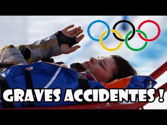 Los 10 Peores Accidentes Y Tragedias En Los Juegos Olimpicos Clip Fail