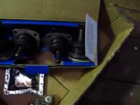 Замена сайлентблоков передней подвески ваз 2101 (часть 1)
