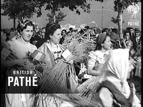 Rome Harvest Festival (1937)