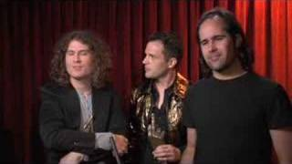 NME Awards USA: The Killers Interview