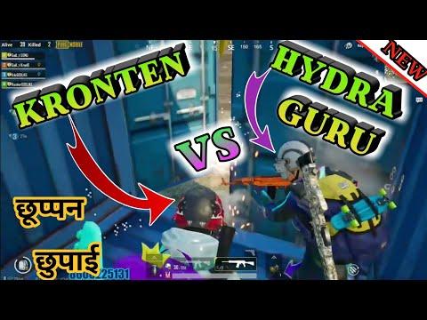 HYDRA GURU vs KRONTEN | FULL INTENSE FIGHT | KAHA PE HAI YE LOG??