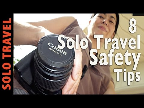 8 Solo Travel Safety Tips for Women