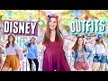 Disneyland Outfit Ideas for Curvy Girls!! Disney Lookbook!