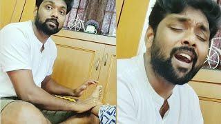 Velu in Quarantine | Vinoth Babu | Lock Down - 01-04-2020 Tamil Cinema News