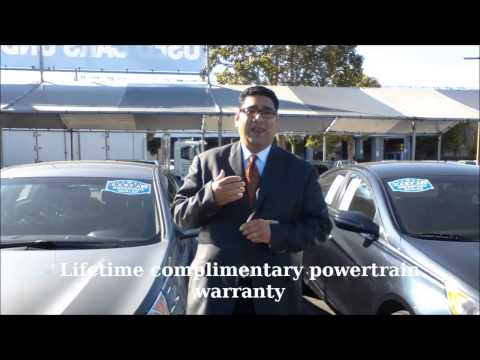 Hanlees Auto Group Exclusive: Drive Forever Worry Free