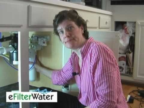 How to Install a Water Filter - AquaPure DWS1000 - eFilterWater DIY