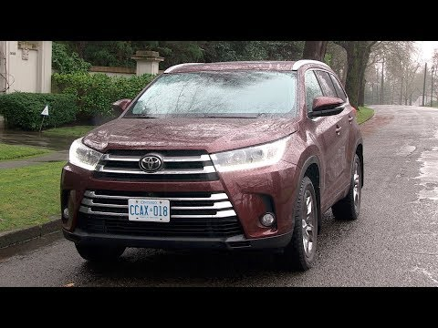 Toyota Highlander Review--THE BEST ALL AROUND?