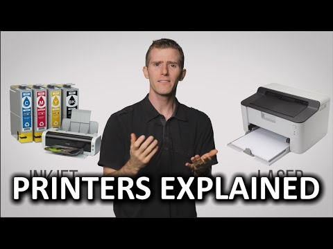 Printers As Fast As Possible