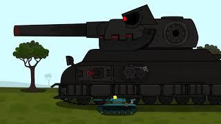 Часть про Мега танк Мультики про танки