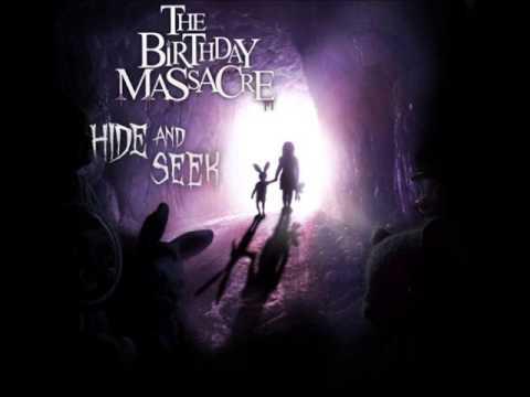 The Birthday Massacre - Hide and Seek ( Full Album )