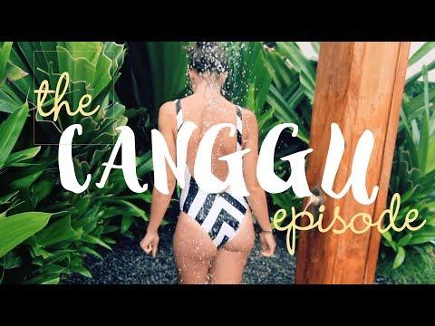 THE BALI SERIES - CANGGU // VLOG 13