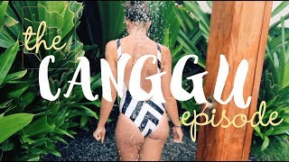 THE BALI SERIES - CANGGU // VLOG 13