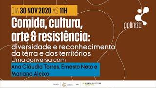 | poliniza 6 | Comida, cultura, arte e resistência