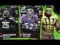 94 RAY LEWIS + 91 Sherman PIC SIX! MOST FEARED LEGEND DEBUT! | Madden 18 Ultimate Team Gameplay