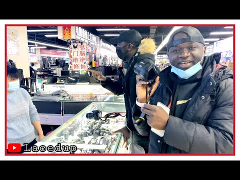 The Biggest Electronic Market In Beijing-258,China
