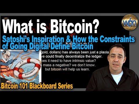 Bitcoin 101 - What is Bitcoin?