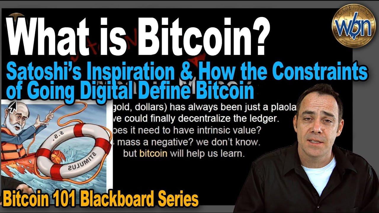 Bitcoin 101 kas yra kaip investuoti