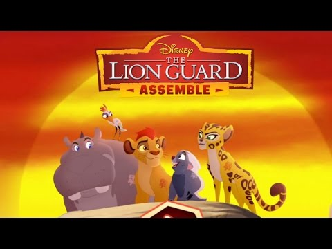 Disney The Lion King Lions Guard Game Episode 2