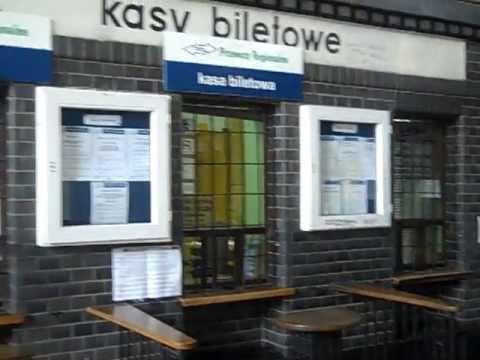 Stalag Luft III, Sagan Train Station