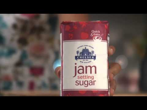 Chelsea Jam Setting Sugar & Food in a Minute