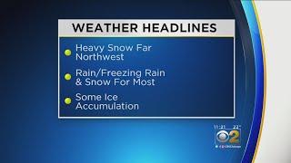 CBS 2 Weather Watch (11AM, Jan. 22, 2019)