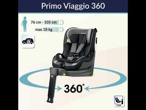 Peg Perego Primo Viaggio 360 Gyerekülés I-Size
