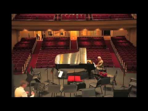 Astoria Music Festival: Behind the scenes