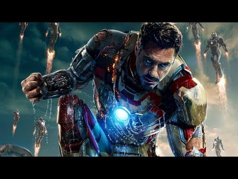 'Iron Man 3' Becomes 2nd Biggest Opening Of All Time