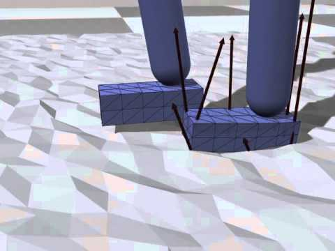 ACM SIGGRAPH Asia 2011: Controlling Physics-Based Characters Using Soft Contacts