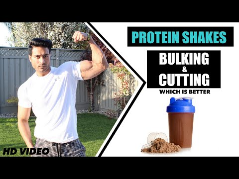 protein-shakes-for-bulking-&-cutting---know-the-difference-|-info-by-guru-mann